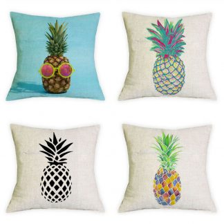 Produktbild für Ananas Kissenbezüge - Geschenke, Gadgets und Geschenkideen