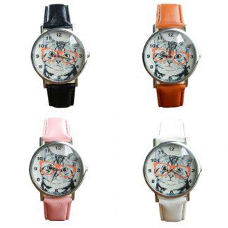 Produktbild für Armbanduhr Katze - Geschenke, Gadgets und Geschenkideen