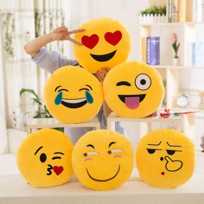 Produktbild für Emojis Kissen - Geschenke, Gadgets und Geschenkideen