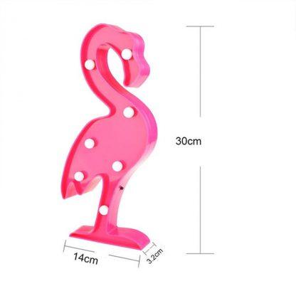 Produktbild für Flamingo Leuchtfigur - Geschenke, Gadgets und Geschenkideen