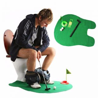 Produktbild für Golf Set Toilette - Geschenke, Gadgets und Geschenkideen