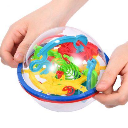 Produktbild für Labyrinth-Ball Puzzle Spiel - Geschenke, Gadgets und Geschenkideen