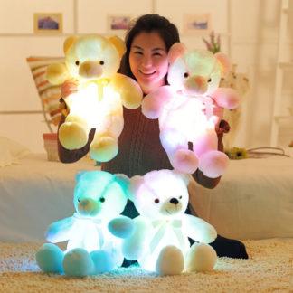 Produktbild für Leucht-Teddybär - Geschenke, Gadgets und Geschenkideen