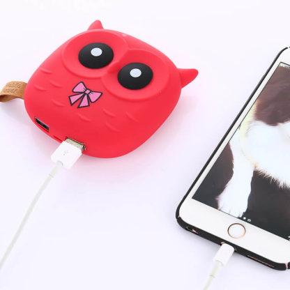 Produktbild für Powerbank - Eule - Geschenke, Gadgets und Geschenkideen