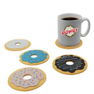 Produktbild für Donut Tassenuntersetzer - Geschenke, Gadgets und Geschenkideen