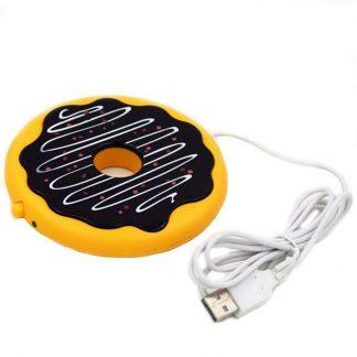 Produktbild für Donut Tassenwärmer USB - Geschenke, Gadgets und Geschenkideen