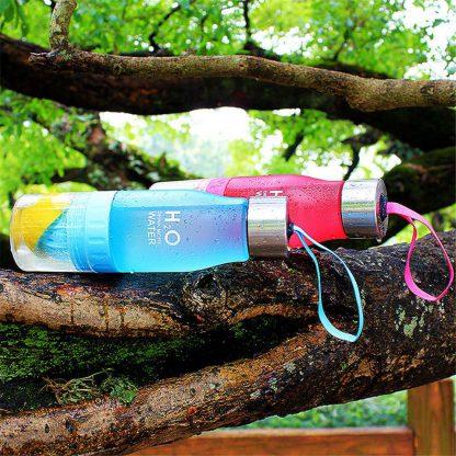 Produktbild für Trinkflasche H2O - Geschenke, Gadgets und Geschenkideen