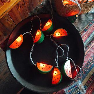 Produktbild für Wassermelone Lichterkette - Geschenke, Gadgets und Geschenkideen