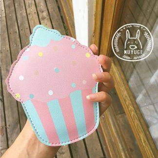 Produktbild für Cupcake Zipper Täschchen - Geschenke, Gadgets und Geschenkideen