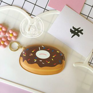 Produktbild für Donut Zipper Täschchen - Geschenke, Gadgets und Geschenkideen