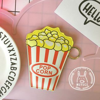 Produktbild für Popcorn Zipper Täschchen - Geschenke, Gadgets und Geschenkideen