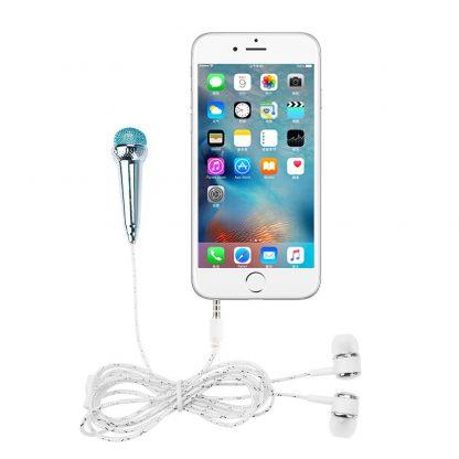 Produktbild für Mini Karaoke Mikrofon - Geschenke, Gadgets und Geschenkideen